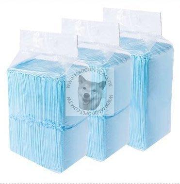 Baby Q 寵物犬貓狗抗菌消臭尿片 尿布墊 保潔墊 看護墊(30X45公分X100枚)金省工 3包597元