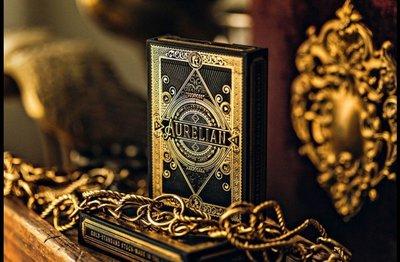 【USPCC撲克】Aurelian Playing Cards S102861