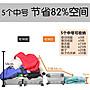 被子真空收納袋真空壓縮袋中號5個裝家用旅行行李抽空被子衣服衣物收納收縮一件免運  YYS