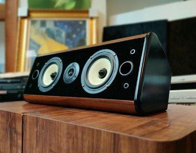 英國 Arden Hi-Fi LOUD SPEAKER SYSTEM 中置喇叭【優質美聲 歡迎試聽】