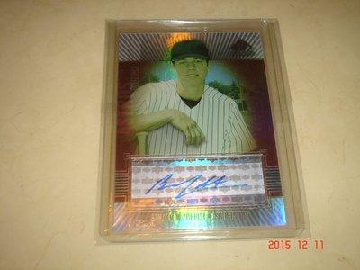 美國職棒 Cubs Ben Zobrist  2004 SP Prospects 230/600 RC新人卡 簽名卡