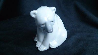 ❃A&EJ Studio❃西班牙 LLADRO 北極熊 編號#1209 issued 1972【一級品】
