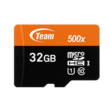 《SUNLINK》Team 十銓 32G 32GB 80MB/s 500X microSD TF  C10 記憶卡
