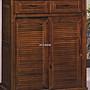 【DH】商品貨號S0902商品名稱《興軒》樟木樹4尺推門鞋櫃(圖一)100%全樟木精製。主要地區免運費