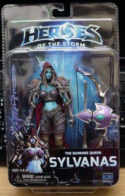 Heroes of the Storm 暴雪英霸 The Banshee Queen Sylvanas Figure