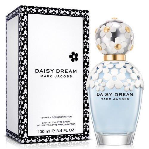 Marc Jacobs Daisy Dreams 雛菊之夢女性淡香水 100ML 《TESTER 》✪棉花糖美妝香水✪