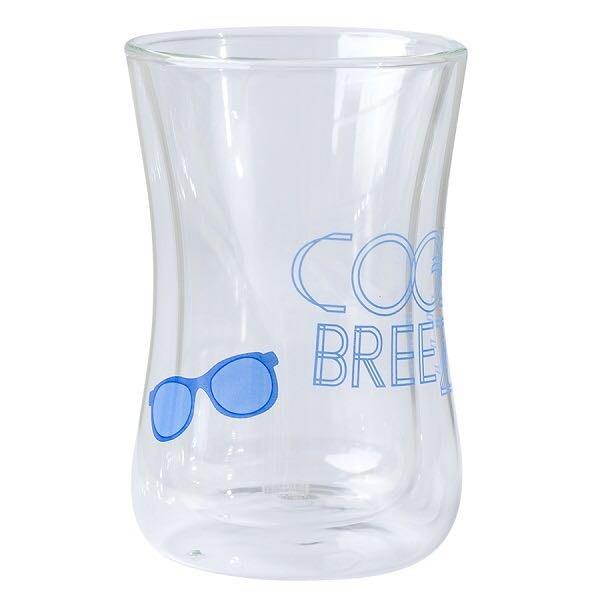 星巴克 熱情洋溢雙層玻璃杯 starbucks