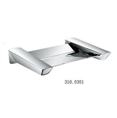 【晶懋生活網】  皂盤架  CHIC 喜客  350.0301  金屬皂盤架