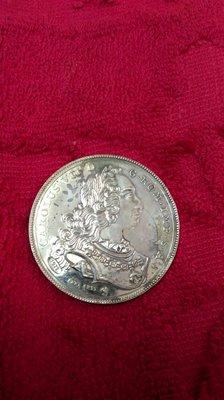 大草原典藏,外國純銀銀幣,特價一天
