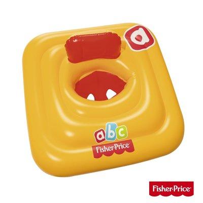 Fisher-Price。幼兒方型坐式泳圈93519(69-25821)