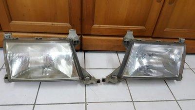 TOYOTA 瑞獅 SURF99~02年原廠大燈左右兩邊含燈泡