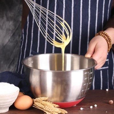 YEAHSHOP 304不銹鋼手動打蛋器打發蛋白蛋抽手抽家用攪拌器烘焙工具7781Y185