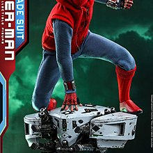 1/6 hot toys spider man homemade suit far from home訂單
