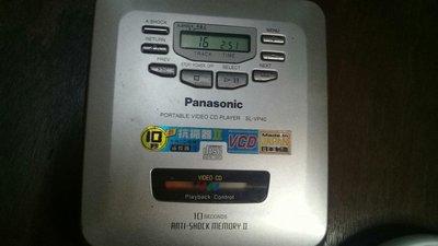 國際牌CD隨身聽,CD隨身聽,CD播放器,隨身聽,播放器~Panasonic國際牌CD隨身聽(功能正常可使用三號電池或外接行動電源,音量鍵無法調到最大聲)