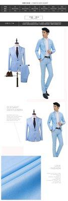 《sun小鎮》 男士商務西服套裝MEN'S BUSINESS SUITS WEDDING DRESS SUIT SET