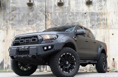 Ford 福特 Ranger 浪久 遊俠 4X4 4WD Pick Up 皮卡 Option V2 側踏 越野 16+