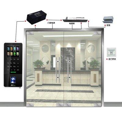 FT2800指紋考勤門禁打卡一體機系統刷卡無線WIFI