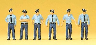 傑仲 (有發票) 博蘭 公司貨 Preiser 人物組 Firemen 10342 HO