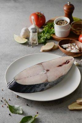 [旭昌] 韓國馬加魚/馬加鰆/馬鮫/闊腹 (560元/公斤)