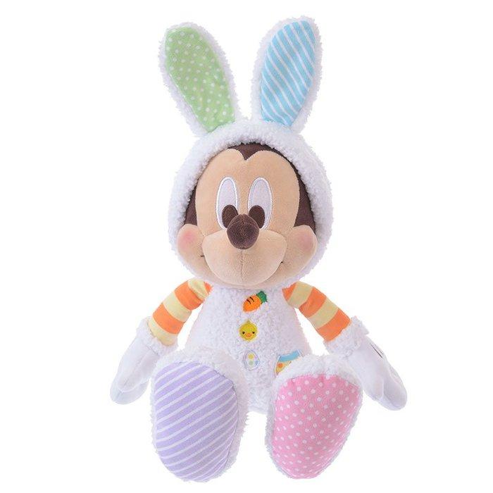 代購現貨  日本東京迪士尼商店 復活節彩蛋系列 米奇玩偶