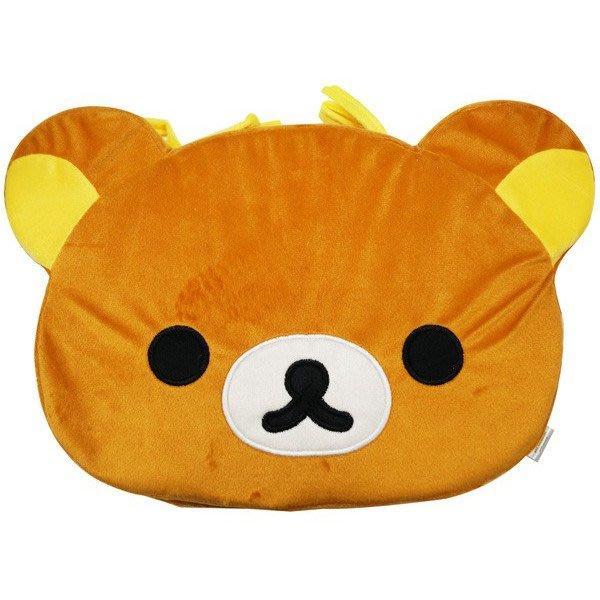 41+ 現貨免運費 啦啦熊 懶懶熊 造型坐墊 抱枕 靠墊 車用 居家 皆宜 開學 新生活 日本限定  小日尼三