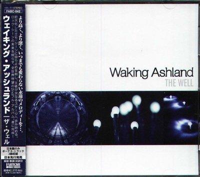 (甲上唱片) Waking Ashland - The Well - 日盤+2BONUS 14Tracks