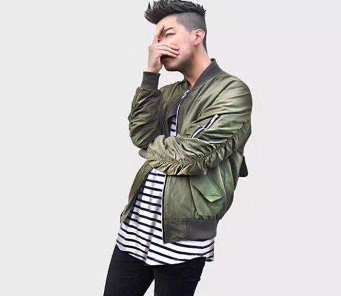 【NoComment】美式休閒 質感簡約 內搭中長板圓弧下擺黑白橫條衣 Uniqlo H&M