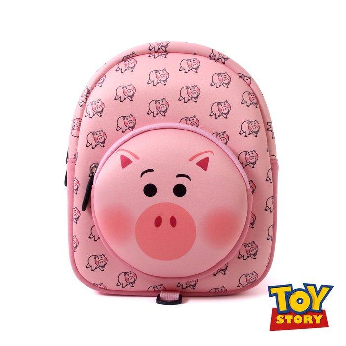 玩具總動員防走失兒童背包-火腿款 DHF18450-G