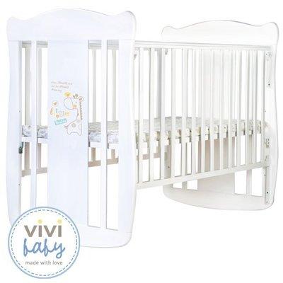 ◇◇原價屋◇◇…ViVi Baby 快樂長頸鹿嬰兒床(大床)