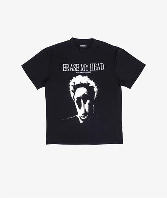 日本代購 PLEASURES ERASE MY HEAD PREMIUM T-SHIRT 短T(Mona)