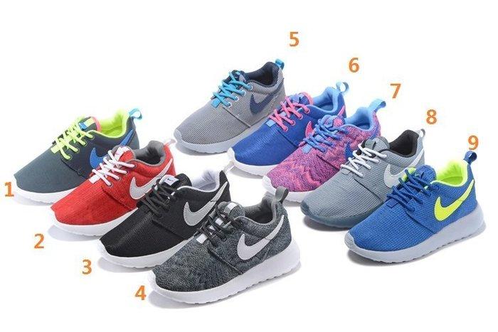免運【日貨代購屋】代購 日本正品 夏季最新一代 NIKE ROSHE RUN 小朋友鞋 童鞋