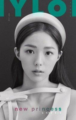 蔡秀彬 封面 2019年6月 NYLON KOREA 雜誌 訂