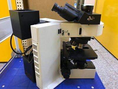 浩宇光學 日本製 Olympus bx-60 金相顯微鏡 含微分干涉套件 50x 100x 長工作距離物鏡 桃園市