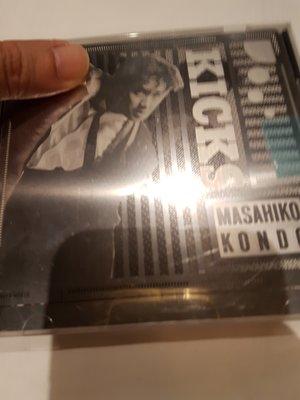 近藤真彥日版cd kick