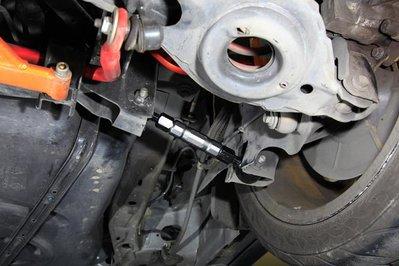 《大台北》億成汽車底盤精品改裝-SUMMIT-後下束角調整器 VOLVO V40