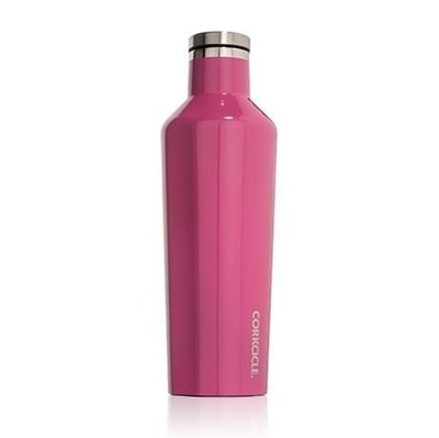 CORKCICLE 酷仕客 美國品牌 三層真空易口瓶 740ml 桃紅色保溫瓶保溫杯 STARBUCKS S'well