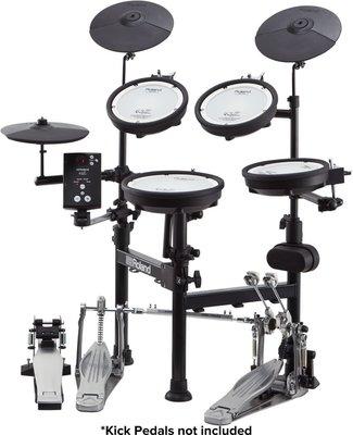 [高雄Roland經銷]Roland樂蘭 電子鼓 TD-1KPX2 可攜式 全網狀大鼓