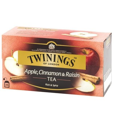 ~*萊康精品*~ 英國 唐寧茶【Twinings】異國香蘋茶(2gx25入茶包)