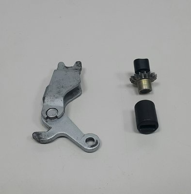 BENZ W140 1991-1998 手煞車調整器套組 鐵勾+調整齒+調整齒套筒 (一輪份) 2014200589