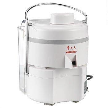 缺貨先提問 貴夫人果菜榨汁研磨機 CL-010 自動壓榨蔬果汁 原汁機 榨汁機 渣汁分離過熱斷電保護 老品牌果菜機超耐用