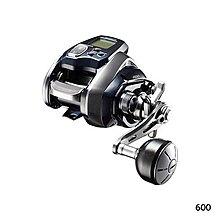 {龍哥釣具2} Shimano 18 ForceMaster 600 電動捲線器 船釣捲線器 現貨供應中