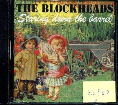 *真音樂* THE BLOCKHEADS / STARING DOWN 歐版 二手 K2952 (清倉.下標賣5)