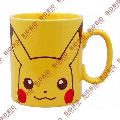 寵物小精靈 精靈寶可夢 比卡超 皮卡丘 大 陶瓷杯 瓷杯 水杯 杯 馬克杯 BIG Mug 咖啡杯 500ml 日本製 Pocket Monster