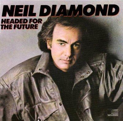 美國二手黑膠Neil Diamond/Headed for the future