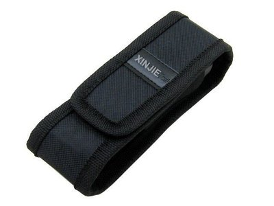 【G06】《信捷》高質感 手電筒專用布套