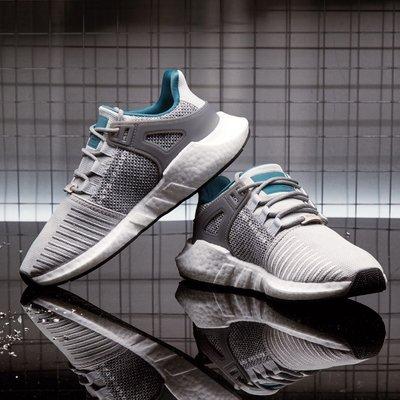Adidas EQT Support 93/17 Welding Pack CQ2395 灰綠 蒂芬妮綠 限量球鞋