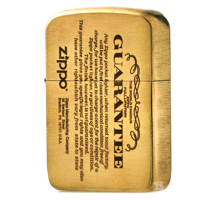 黑羊選物 Zippo 品牌保證書 1941機身 美國原廠正品 低調潮流 純黃銅 煤油打火機  適合送禮