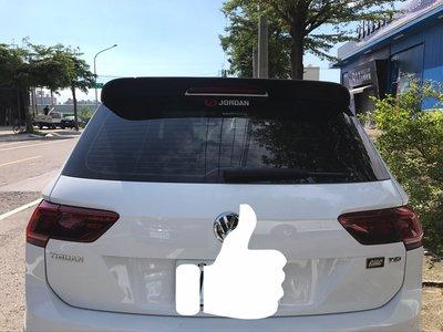Volkswagen New Tiguan  2018 R-Line 尾翼 CARBON