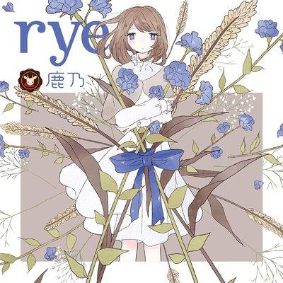特價預購 鹿乃 3rd專輯 rye 狐狸之聲 ED (日版通常盤2CD) 最新2019 航空版