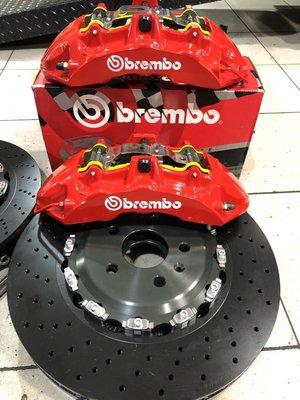 正Brembo-ZL1六活塞
